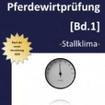 Buchcover Stallklimabuch